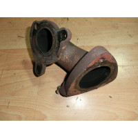 Anschlussrohr Turbolader 9202449 Opel Zafira A 2.2 DTI